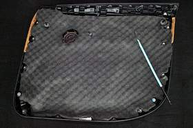 Наборы шумоизоляции StP Набор шумоизоляции на двери «Премиум» Plus