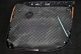 Материал для шумоизоляции StP Набор шумоизоляции на двери