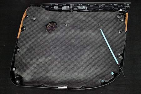 StP Набор шумоизоляции на двери | фото 1