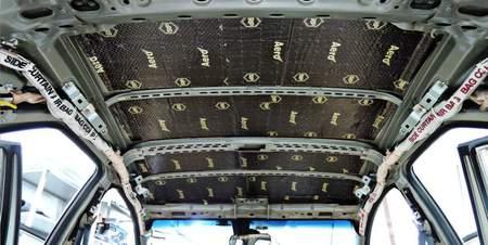 StP Набор шумоизоляции для потолка «Премиум» | фото 1