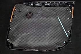 Наборы шумоизоляции StP Набор шумоизоляции на двери «Оптимальный» Light