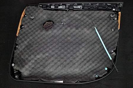 StP Набор шумоизоляции на двери «Премиум» | фото 1