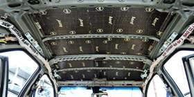 Наборы шумоизоляции StP Набор шумоизоляции для потолка «Бюджетный»