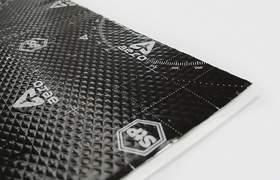 Вибропоглощающий материал StP Aero Plus (MINI)