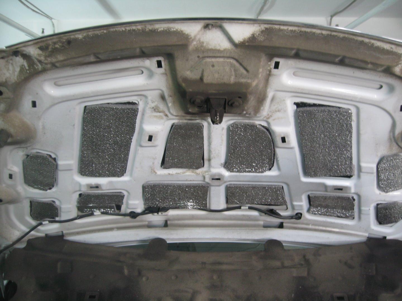 Материалы шумоизоляции автомобиля своими руками